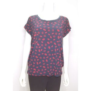 The Limited Lips Top Size Medium
